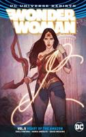 Wonder Woman, Vol. 5: Heart of the Amazon 1401277349 Book Cover