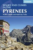 Walks and Climbs in the Pyrenees (Cicerone Mountain Walking) 1852843284 Book Cover
