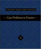 Case Problems in Finance + Excel templates CD-ROM (Irwin Series in Finance, Insurance, and Real Estate,) 0072977299 Book Cover