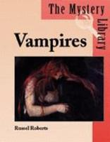 Vampires (Mystery Library) 1560068353 Book Cover