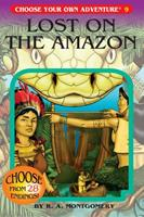 Lost on the Amazon 0553237330 Book Cover