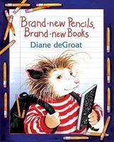 Brand-new Pencils, Brand-new Books 0439886368 Book Cover