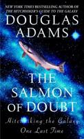 The Salmon of Doubt: Hitchhiking the Galaxy One Last Time 0345460952 Book Cover
