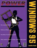 Power Windows 95 1558283803 Book Cover