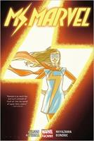 Ms. Marvel: Metamorphosis 1302918087 Book Cover