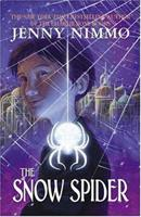 The Snow Spider 1405281774 Book Cover