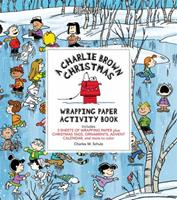 A Charlie Brown Christmas Wrapping Paper Activity Book 0762463201 Book Cover