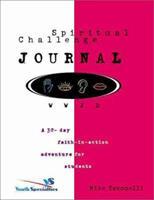 WWJD Spiritual Challenge Journal 0310222567 Book Cover