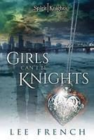Girls Can't Be Knights 168063030X Book Cover