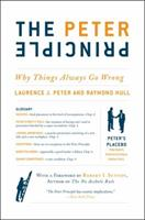 The Peter Principle 0553244159 Book Cover