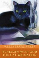 Benjamin West and His Cat Grimalkin 0027436608 Book Cover