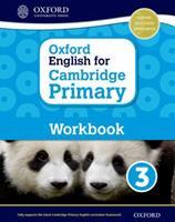 Oxford English for Cambridge Primary Workbook 3 0198366310 Book Cover