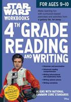 Star Wars Workbook: 4th Grade Reading and Writing 0761189394 Book Cover