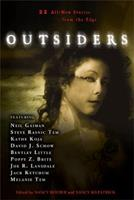 Outsiders: 22 All-New Stories From the Edge 0451460448 Book Cover