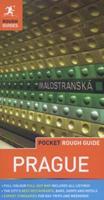 Pocket Rough Guide: Prague 1409345882 Book Cover