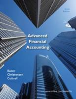 Advanced Financial Accounting 0072977353 Book Cover