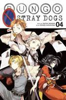 Bungo Stray Dogs, Vol. 4 0316468169 Book Cover