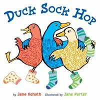 Duck Sock Hop 0803737122 Book Cover
