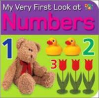 Numbers (My Very First Look At) 1587282771 Book Cover