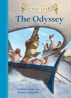 The Odyssey (Classic Starts Series) 140277334X Book Cover