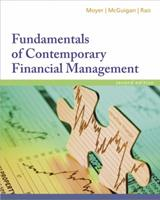 Fundamentals of Contemporary Financial Management (with Thomson ONE, Business School Edition) 0324406363 Book Cover