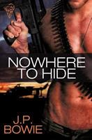 Nowhere to Hide 0857154230 Book Cover