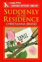 Suddenly at His Residence 0553254650 Book Cover