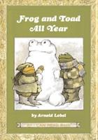 Frog and Toad All Year 0060239506 Book Cover