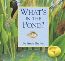 What's in the Pond? (Hidden Life) 0395912245 Book Cover