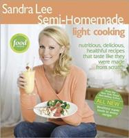 Semi-Homemade Cooking Made Light 0696232669 Book Cover