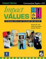 Impact Values (Student Book with Self-Study Audio CD) 9620052633 Book Cover