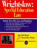 Wrightslaw: Special Education Law, 2nd Edition 1892320037 Book Cover