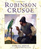 Robinson Crusoe 0689851049 Book Cover
