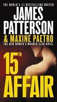 15th Affair 0316407070 Book Cover