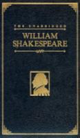 The Unabridged William Shakespeare 0894716999 Book Cover