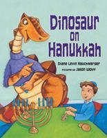 Dinosaur On Hanukkah 158013145X Book Cover