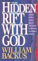The Hidden Rift With God 1556610971 Book Cover