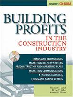 Building Profits in the Construction Industry 0071349855 Book Cover