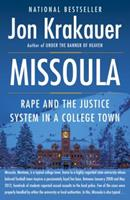 Missoula: Rape and the Justice System in a College Town 0385538731 Book Cover