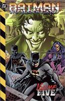 Batman: No Man's Land, Vol. 5 1563897091 Book Cover