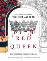 Red Queen: The Official Coloring Book 0062660411 Book Cover