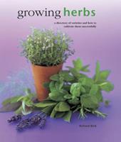 Growing Herbs (Kitchen Garden Library) 0754811603 Book Cover