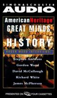 American Heritage's Great Minds of American History 0671043846 Book Cover