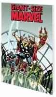 Giant-Size Marvel TPB 0785117849 Book Cover