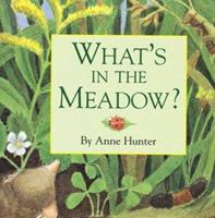 What's in the Meadow? 0618015124 Book Cover