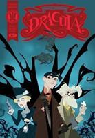 All-Action Classics: Dracula 1402731523 Book Cover