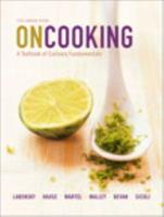 On Cooking: A Textbook of Culinary Fundamentals, Fifth Canadian Edition (5th Edition) 013800918X Book Cover