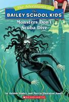 Monsters Don't Scuba Dive 0590226355 Book Cover