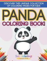Panda Coloring Book! Discover This Unique Collection Of Coloring Pages For Kids 1641939273 Book Cover