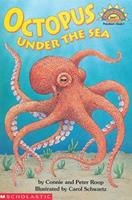 Octopus Under the Sea (Hello Reader Science Level 1) 0439206359 Book Cover